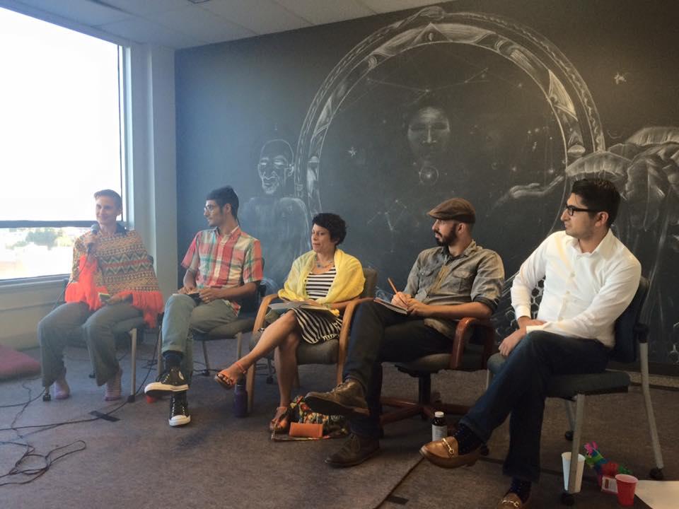 ¡FLACC! 2015 Panel Discussion, CIIS