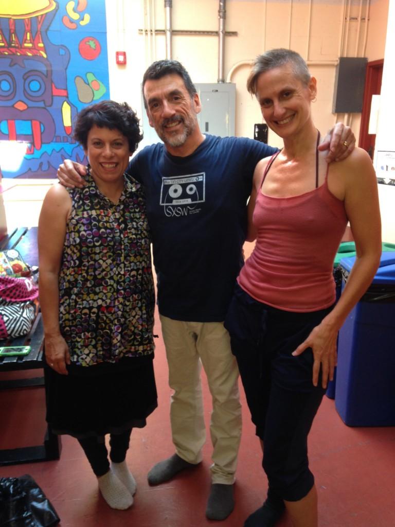 ¡FLACC Fridays: Cathy Davalos, Arturo Fernandez, Liz Duran Boubion