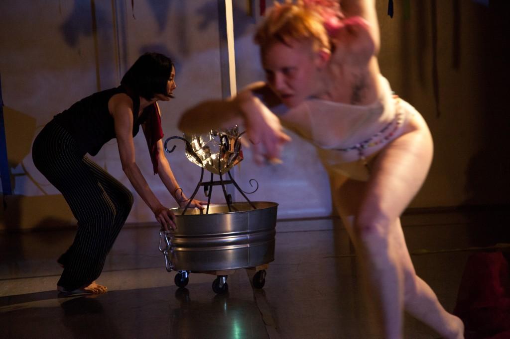 Pinata Dance 2012